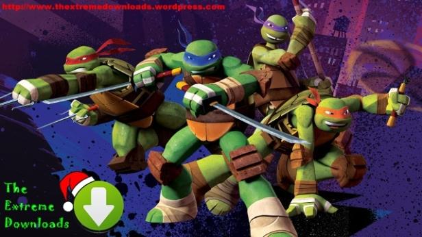 Tartarugas Ninjas - TED