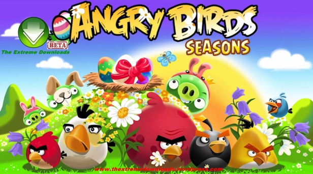 Angry Birds Seasons - The Extreme Downloads